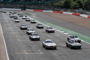 Jaguar Silverstone Classic