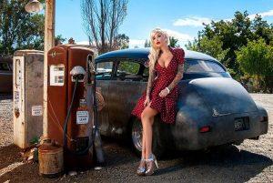 цен на бензин