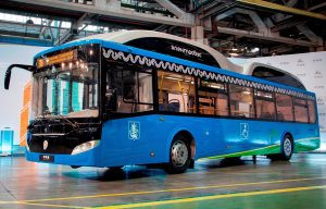 100 электробусов