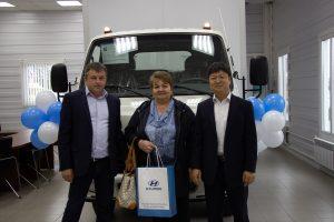 Hyundai Truck and Bus Rus