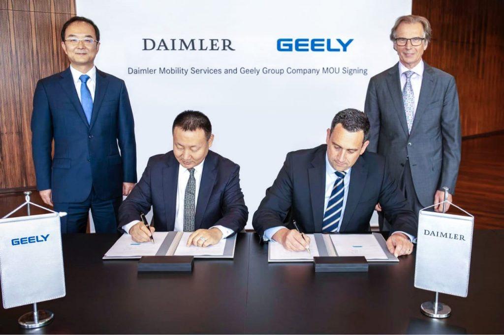 Daimler Mobility Services