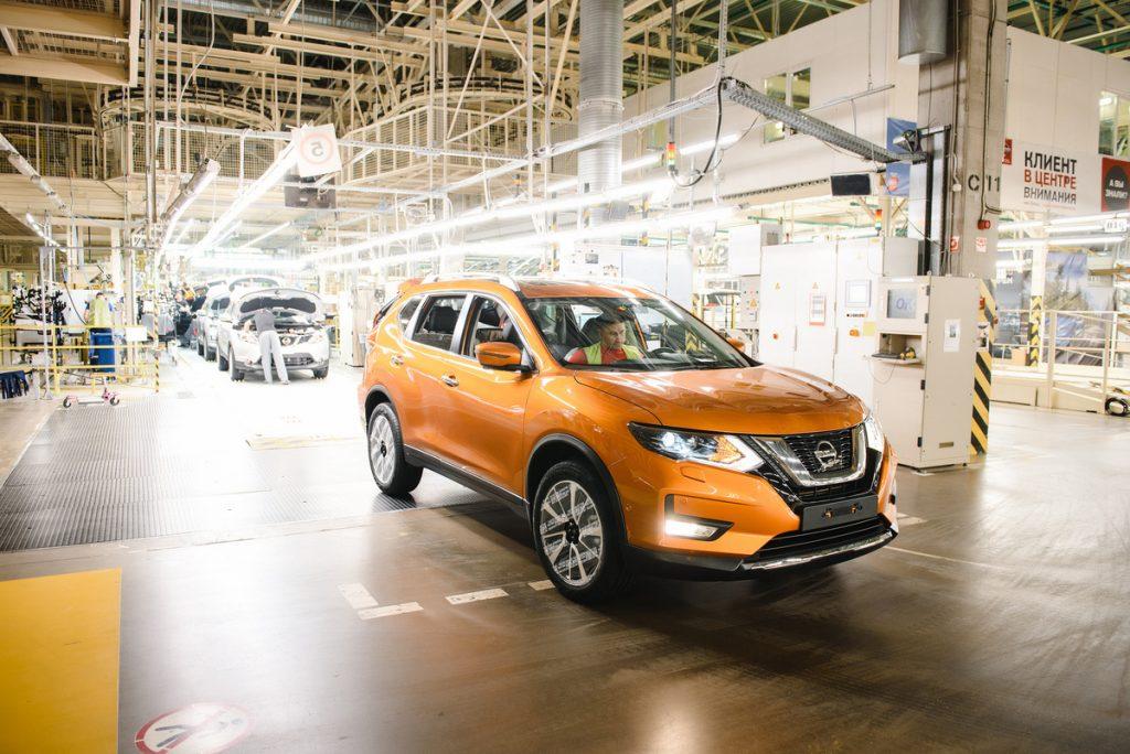 Nissan в Санкт-Петербурге