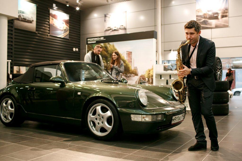 Porsche Service Clinic