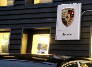 Porsche Service Excellence Award
