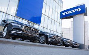 Volvo Car Rent