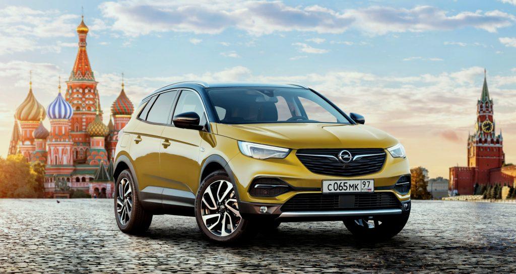 Opel в России