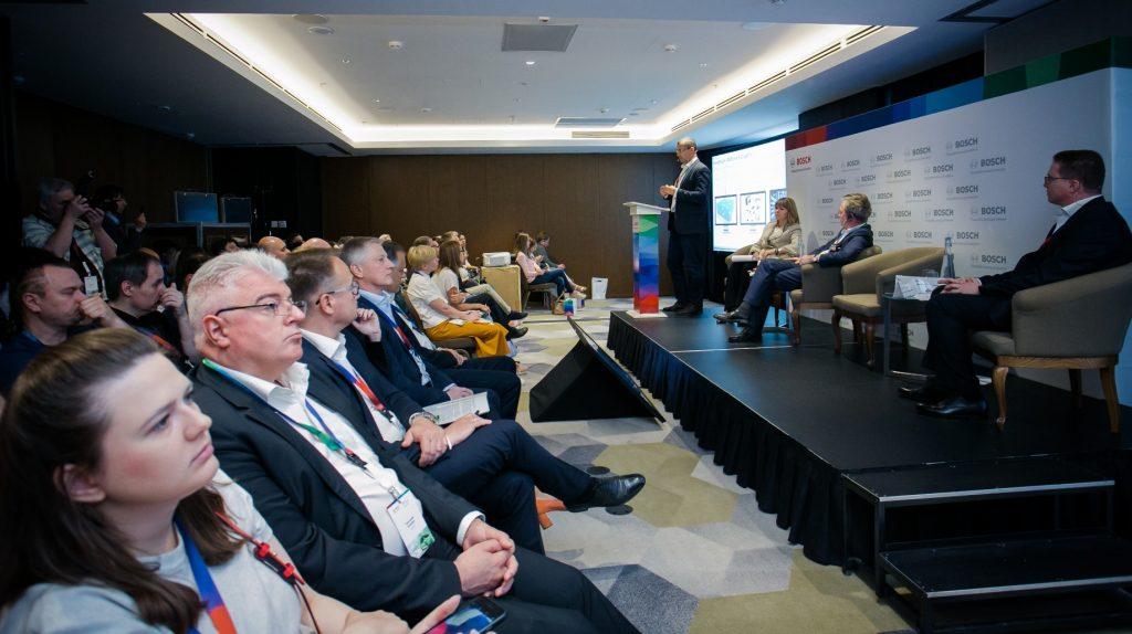 пресс-конференция Bosch