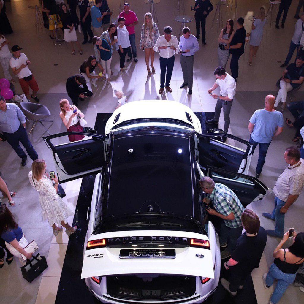 Jaguar Land Rover РОЛЬФ