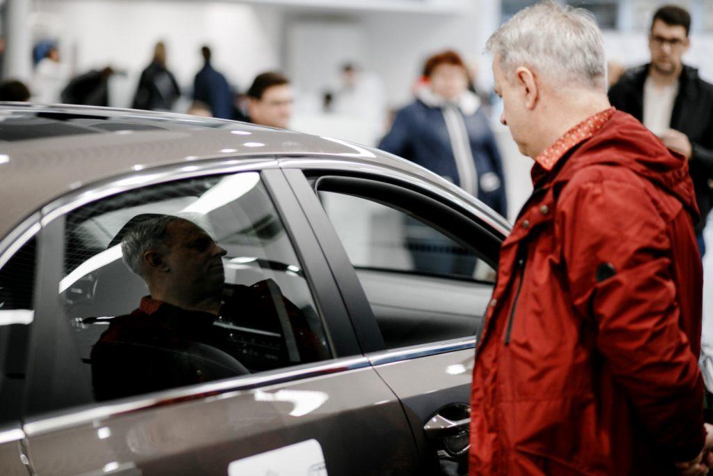 процесса выбора автомобиля