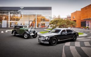 коллекционный Bentley Mulsanne