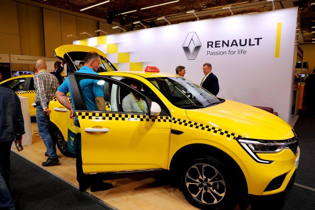 Евразийском форуме такси
