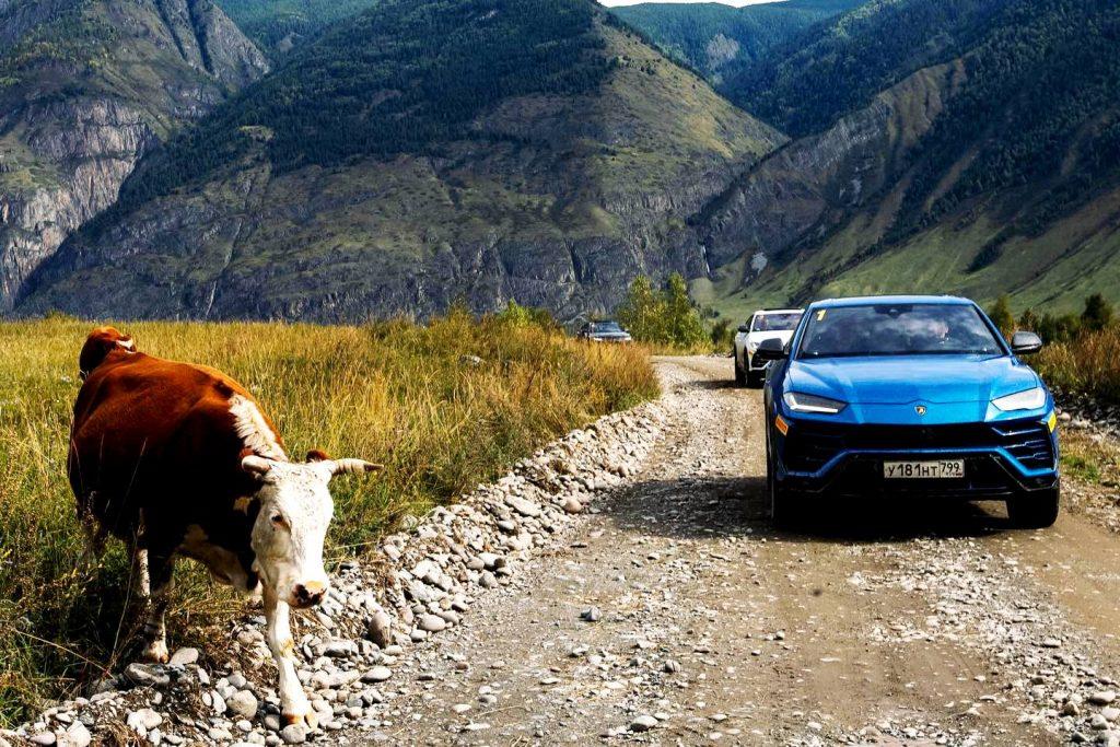 Lamborghini Esperienza Dinamica Terra